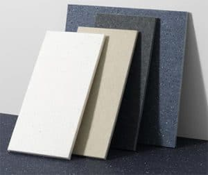 Really Board material made from recycled textiles