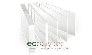 Ecocrylic -70% recycled acrylic
